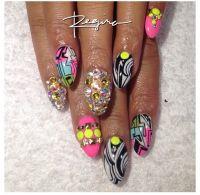 Nail Art Stiletto   Joy Studio Design Gallery - Best Design