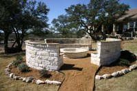 Fire Pit With Seating Area | For the Home | Pinterest