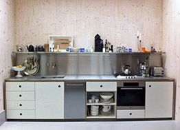 i suspect an Ikea Udden hack Kitchens Pinterest