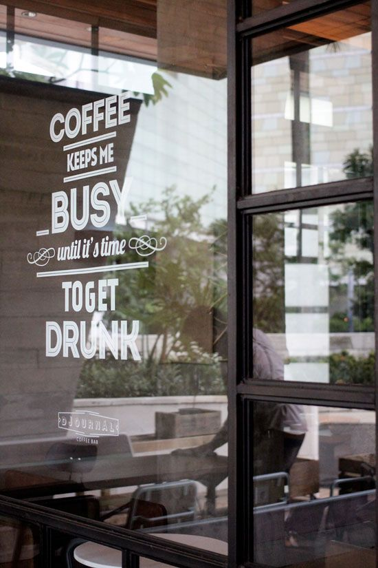 DJOURNAL COFFEE BAR
