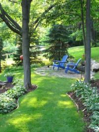 La Belle Jardin: DIY Garden Sitting Areas