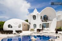 Conch Shell House, Isla Mujeres, Mexico | The Worlds Most ...