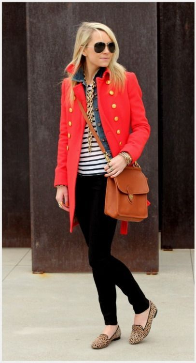 If I could ever live in a country with 4 seasons this outfit is something I'd wear in the colder months.