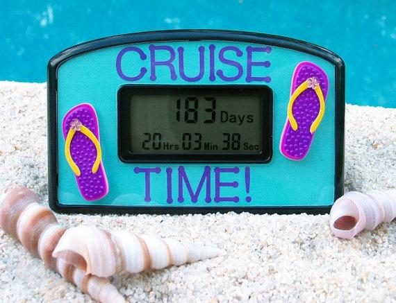 Cruise Countdown Clock Facebook
