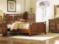 Haverty's Antigua bedroom collection