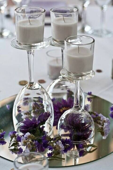 Inexpensive Table Centerpieces