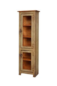 Small Curio Cabinet | Cabinets, Hutches & Shelves ...