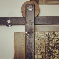 Barn Door Hardware: Barn Door Hardware Diy