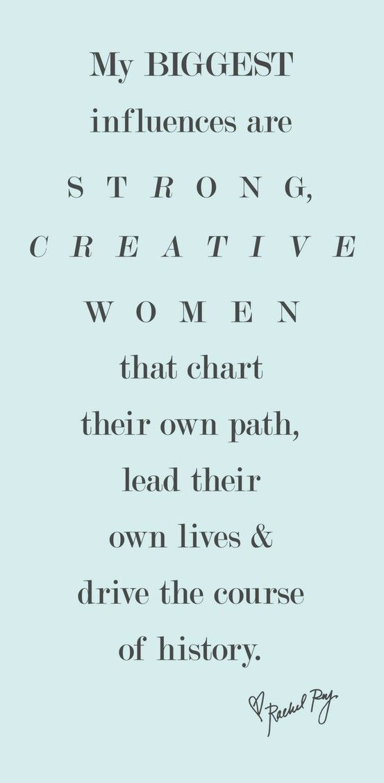 Nothing more impressive than a strong successful woman. Not the type that try to do it like a man, but those that use their natural feminine instincts and talents.