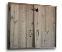 Dart Board Cabinet | Project Crested Butte | Pinterest