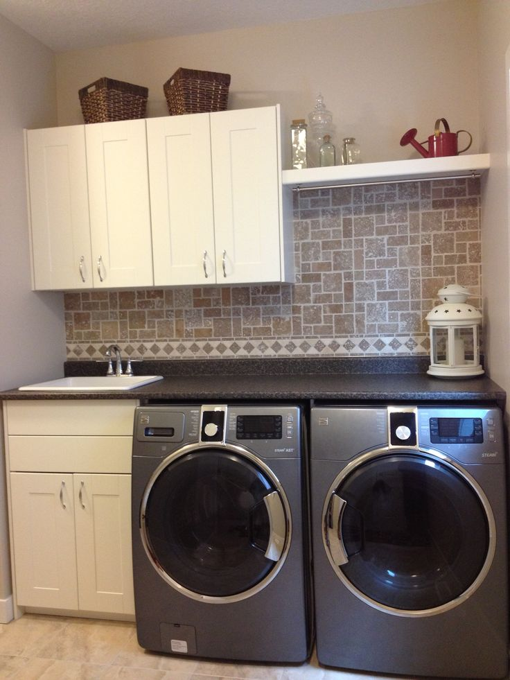Pinterest Laundry Room Decor