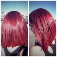 Wild orchid pravana hair color   My Mop   Pinterest