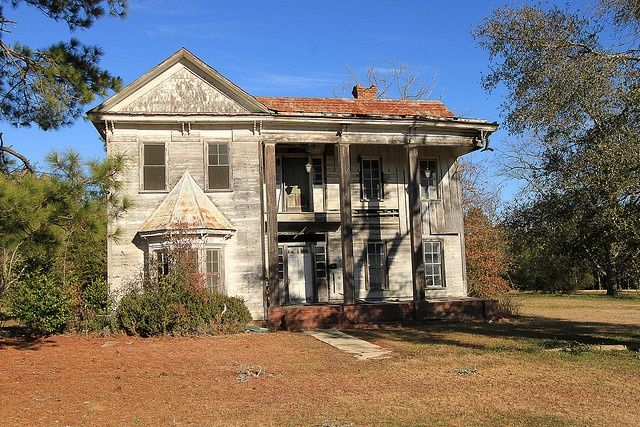 Abandoned Mansions South
