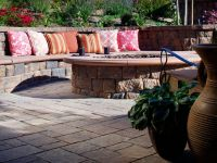 Fire Pits & Outdoor sitting area