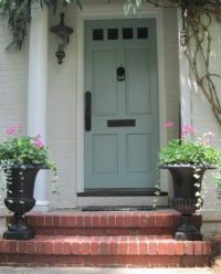 Wythe Blue - Front Door Color | Mi Casa | Pinterest