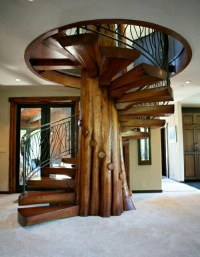 Spiral stairs | Awesome Home Ideas | Pinterest