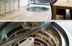 23 Lovely Underground Kitchen That Offer A Unique Experience