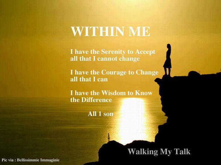 What Prayer Serenity