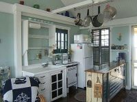Truro 400 sq. ft. cottage Interior | Small Space. Tiny ...