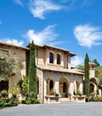 Tuscan Architecture | tuscan | Pinterest