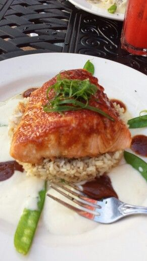 Miso salmon from cheesecake factory | recipes to try | Pinterest