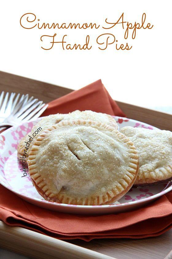 Cinnamon Apple Hand Pies Recipe