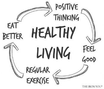Healthy life = good energy