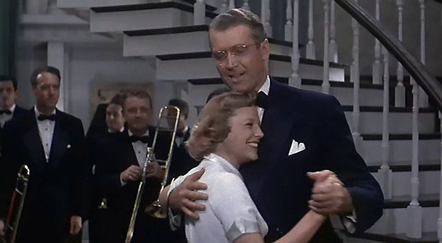 "Love this film! (""The Glenn Miller Story"")"