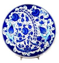 Turkish Ceramic Plates. Turkish Ceramics~Hand Painted ...