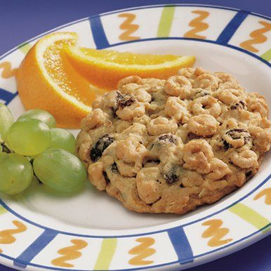 Cheerios® Jumbo Breakfast Cookies