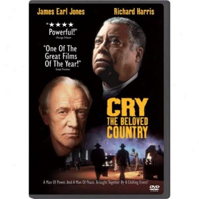 James Earl Jones and Richard Harris in   Cry The Beloved Country