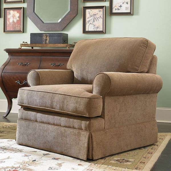 oversized comfy living room chair Living Room: Big Comfy Chair   Home Goods   Pinterest