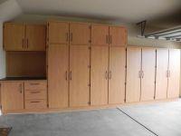 Diy garage cabinets ikea