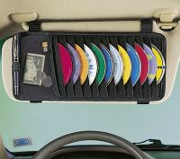 Car CD holder | Organizing | Pinterest