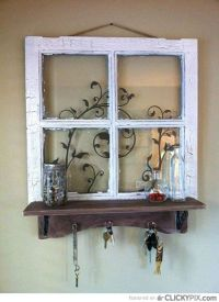 creative-decorating-ideas-old-windows-41 | For the Home ...