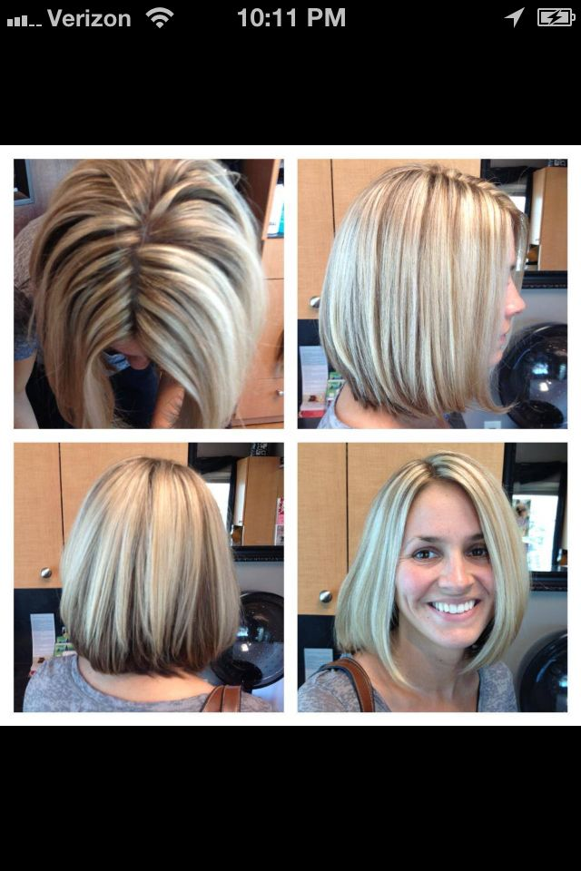 Funky Long Bob Hairstyles Page 1