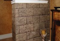 Faux Painting Stone Walls Technique | Faux Stone Wall ...