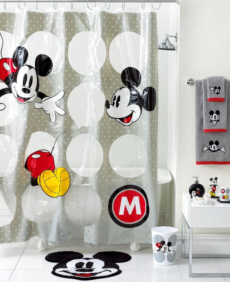 Disney Bath Disney Mickey Mouse Collection