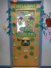 Classroom Door -March | Classroom Ideas | Pinterest