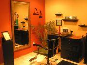 small space hair salon ideas