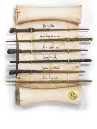 idea for wand holder for Hayden's room