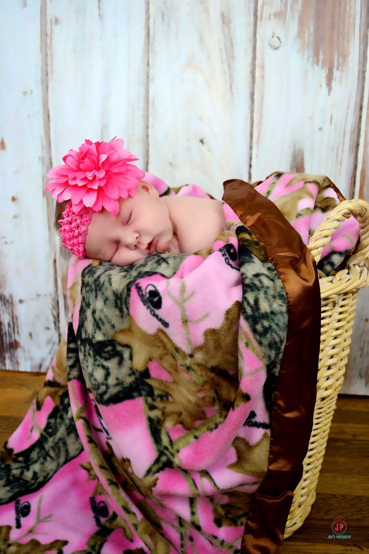 Camo Apparel Newborn