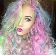 hair colors beautiful