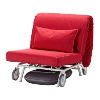 IKEA PS HVET Chair bed, Grsbo white