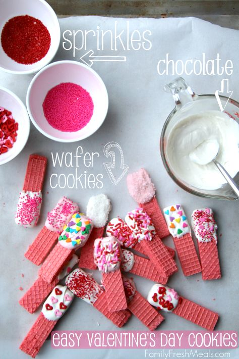 30+ Scrumptious Valentine\'s Day Treats - Uplifting Mayhem