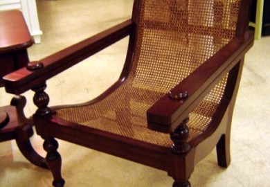 Bauer Plantation Chair