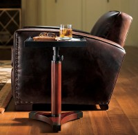 Library Leather Chair | Dream Home | Pinterest