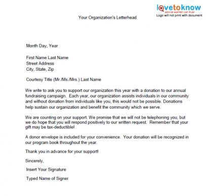 what to write in a cover letter how to write an invitation letter for a charity event 6434
