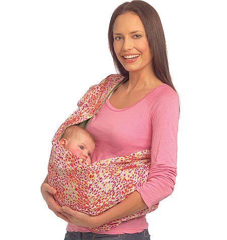 HANDMADE BABY SLING PATTERN