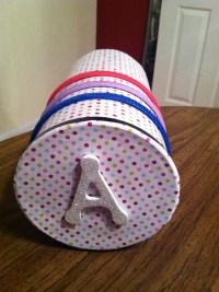 DIY Headband Holder | DIY - if I was crafty | Pinterest